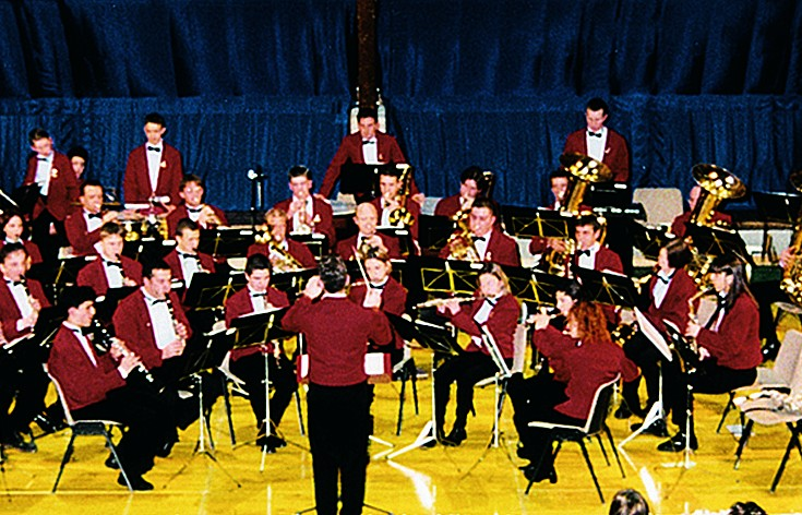 Ορχήστρα Μουσικής του Πιέβε ντι Μπόνο, Ιταλία