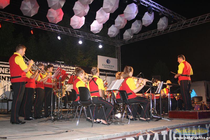 Διεθνές Φεστιβάλ Νεανικών Ορχηστρών Youth Marching Band