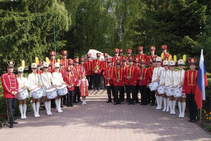 """Νεανική Ορχήστρα Πνευστών """"Αλέκο"""", Ρωσσία"""