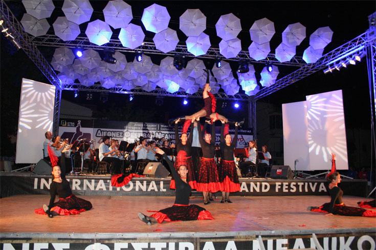 Ορχήστρα Πνευστών Μουσικού Ινστιτούτου Κανοβιάνο, Ιταλία