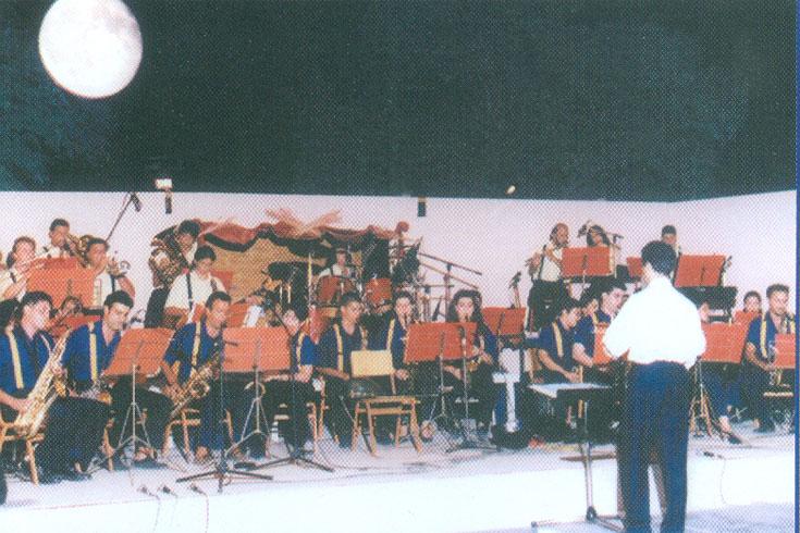 Σαξοφωνική Ορχήστρα Ποικίλης Μουσικής Δήμου Χαλκιδέων