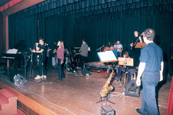 Ορχήστρα Σύγχρονης Μουσικής Da Capo