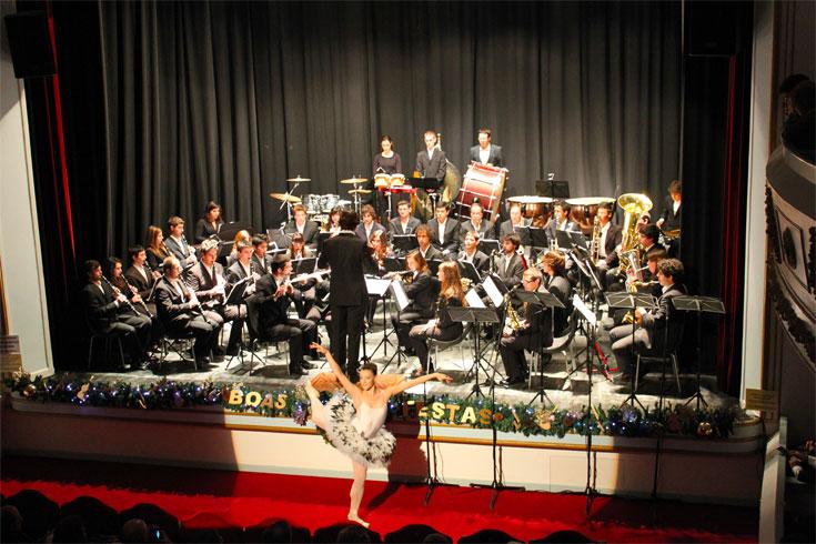 Ορχήστρα της Δυτικής Ευρώπης Μπόμπαγαλ, Πορτογαλία