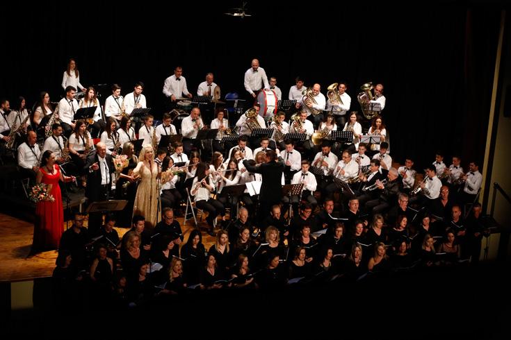 Δημοτική Φιλαρμονική Ορχήστρα Ελασσόνας, Ελλάδα