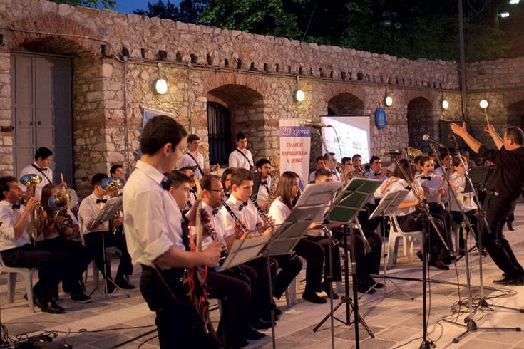 Φιλαρμονική Ορχήστρα Καλού Αγρού Δράμας
