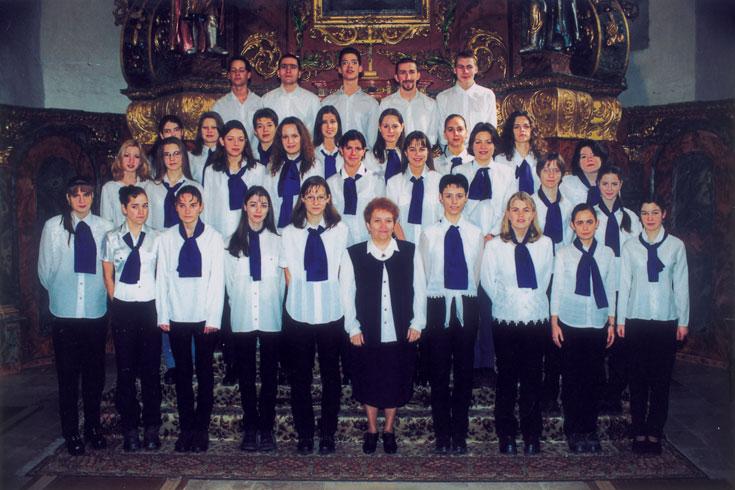 Μικτή Χορωδία του Γυμνασίου Kossuth Lajos, Ουγγαρία