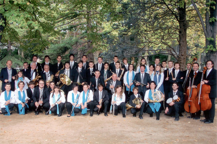 Δημοτική Ορχήστρα Πνευστών Λέηδα, Ισπανία