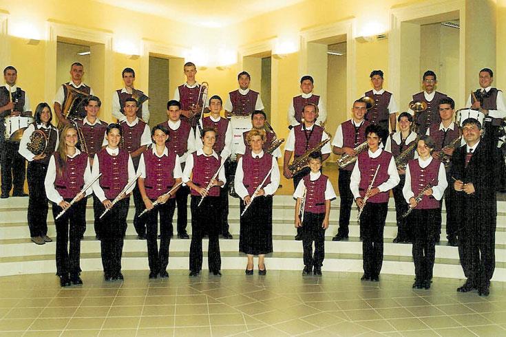 Ορχήστρα Πνευστών Νέων του σχολείου της πόλης Μάκο, Ουγγαρία