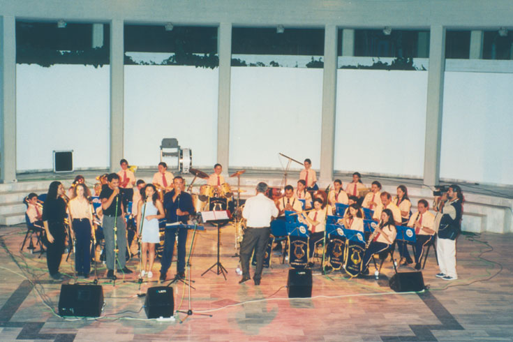 Ορχήστρα Ποικίλης Μουσικής Δήμου Παραλιμνίου, Κύπρος