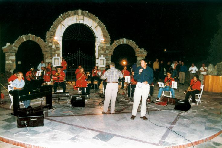"""Big Band """"Πήγασος"""" Φιλαρμονικής Δήμου Κορινθίων"""