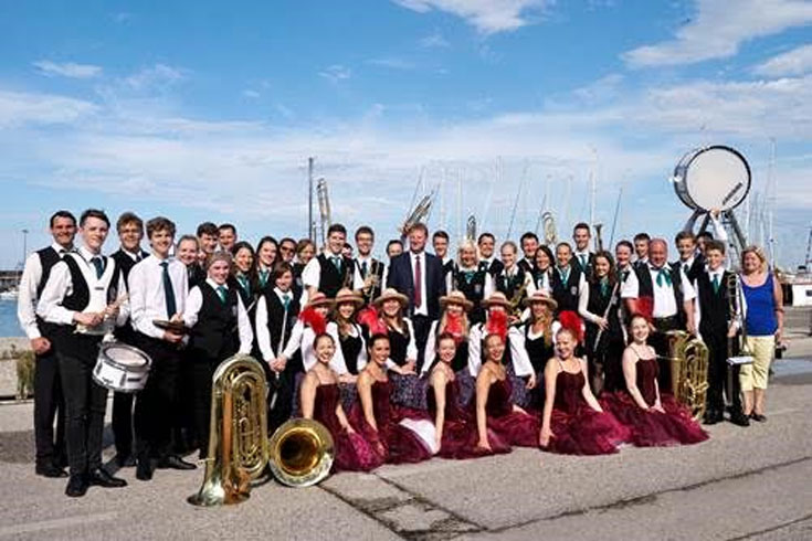 Ορχήστρα Πνευστών Πολυτεχνείου Ρίγα, Λετονία