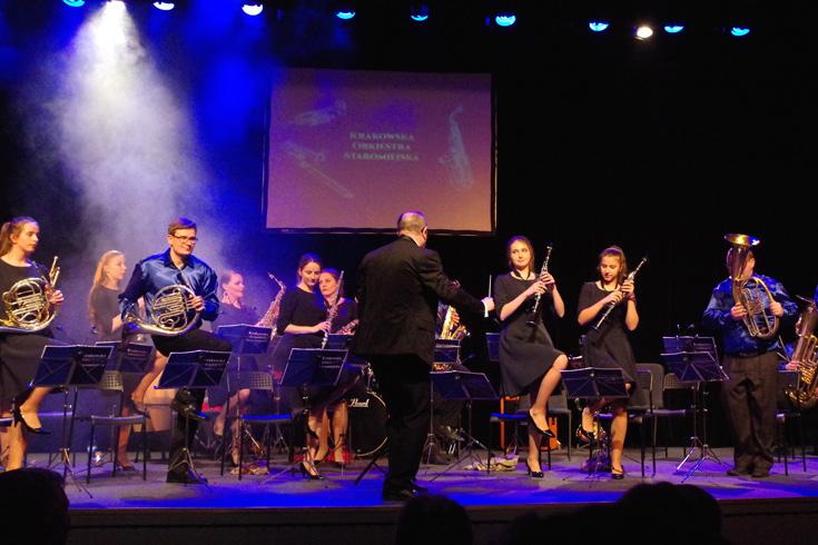 Ορχήστρα Πνευστών Σταρομίσκα, Κρακοβία, Πολωνία