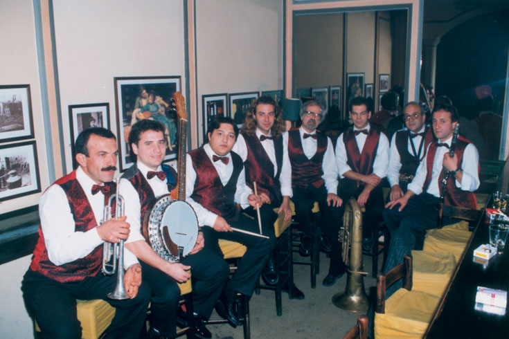 Stigma Swing Dixie Band Κορίνθου