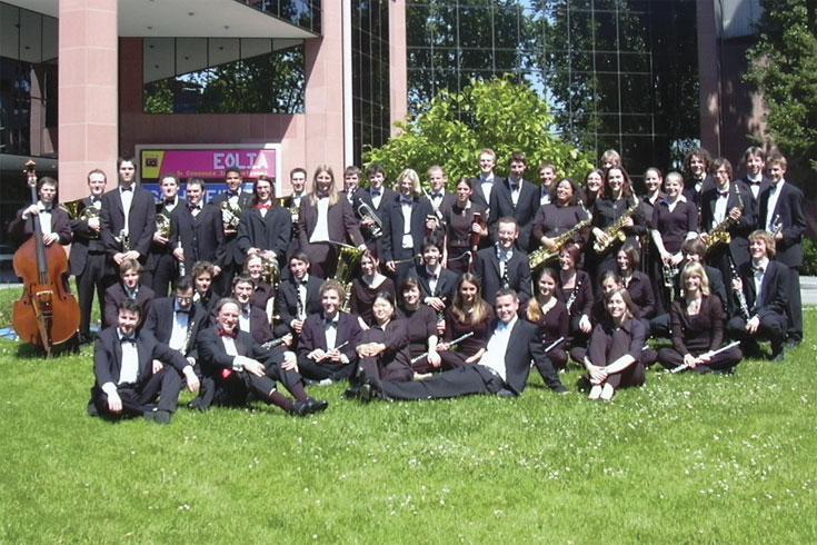 Συμφωνική Ορχήστρα Πνευστών Μουσικού Σχολείου Στουτγκάρδης, Γερμανία