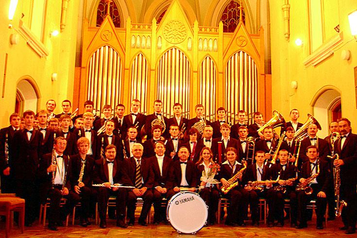 """Νεανική Συμφωνική Ορχήστρα Πνευστών """"Σούρμα"""", Ουκρανία"""