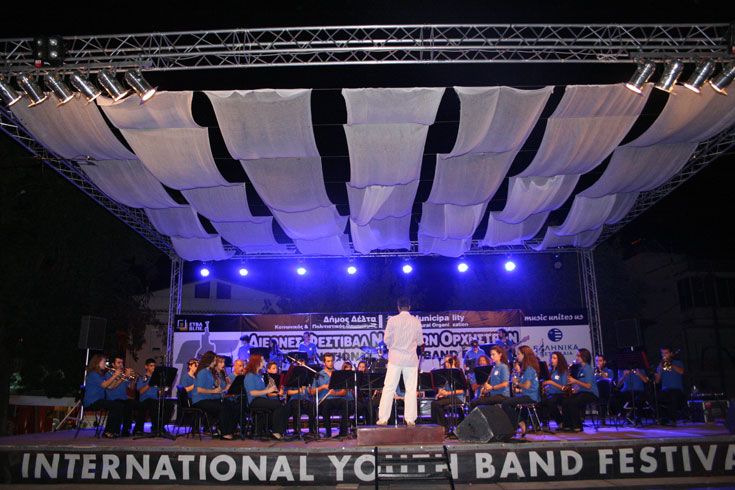 Application Form - International Youth Band Festival