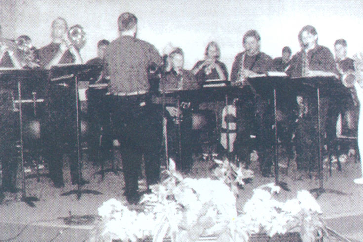 Ορχήστρα Πνευστών Βίτεκιντ, Γερμανία