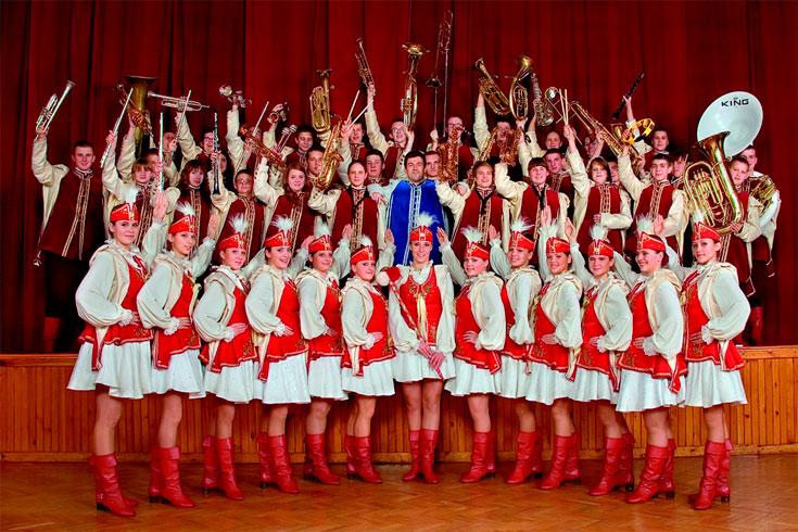 Νεανική Ορχήστρα Πνευστών Βίβατ, ΠΟΛΩΝΙΑ