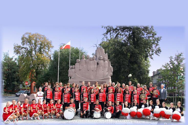 Ορχήστρα Πνευστών Βρέσνια, Πολωνία