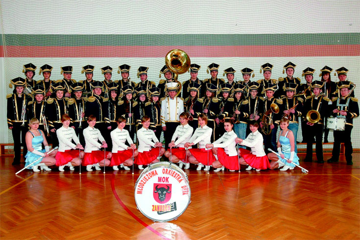 """Νεανική Ορχήστρα Πνευστών """"Ζάμπρουφ"""", Πολωνία"""